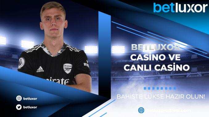Betluxor Casino ve Canlı Casinooo