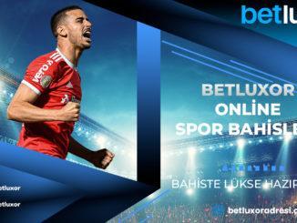 Betluxor Online Spor Bahisleri