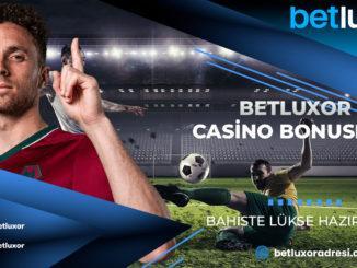 Betluxor Casino Bonusları