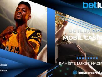 Betluxor Mobil Casino